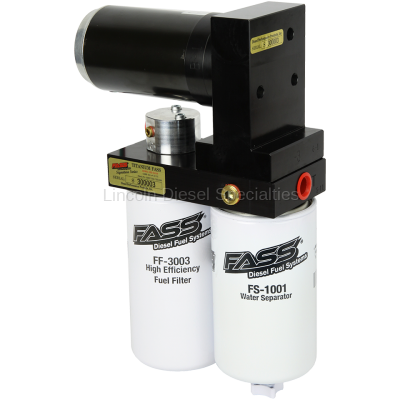 Lift Pumps - FASS - Fass - FASS Titanium Signature Series 95GPH Lift Pump (2001-2010)