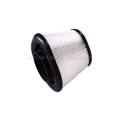 07.5-16 Common Rail 6.7 - Air Intake - S&B Filters - S&B Intake Replacement Filter - Dry (Disposable)