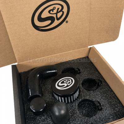07.5-16 Common Rail 6.7 - Air Intake - S&B Filters - S&B Dodge/Cummins  Breather (2007.5-2018)