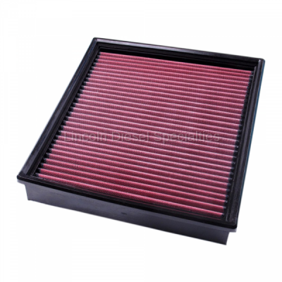 07.5-16 Common Rail 6.7 - Air Intake - S&B Filters - S&B Dodge/Cummins Stock Replacement Air Filter (Cotton Cleanable)(2013-2019)