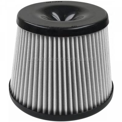 07.5-16 Common Rail 6.7 - Air Intake - S&B Filters - S&B Replacement Air Filter (Dry Extendable)
