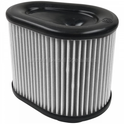 07.5-16 Common Rail 6.7 - Air Intake - S&B Filters - S&B Intake Replacement Filter - Dry(Disposable)