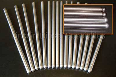 Hamilton Cams - Hamilton Cams Heavy Duty Pushrods for Dodge/Cummins 5.9/6.7L, 24v  (1998.5-2018)  *500-750hp*