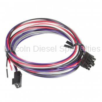 Instrument Clusters/Gauges - Hardware & Accessories - Auto Meter - Auto Meter Wiring Harness,  Temperature, Digital Stepper Motor (Universal)