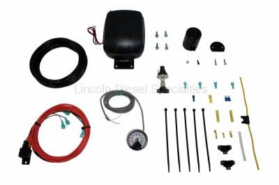 2013-2020 24 Valve 6.7L - Suspension - AIR LIFT - AirLift Standard Duty Compressor, Single Load Controller (Universal)