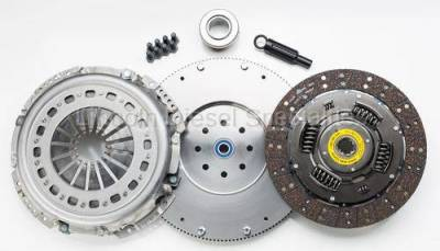 Transmission - Manual Transmission Clutches - South Bend Clutch - South Bend NV4500 Full Organic Single Disc Clutch w/Flywheel 400HP (1988-2004)