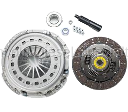 Transmission - Manual Transmission Clutches - South Bend Clutch - South Bend NV4500 Full Organic Single Disc Clutch 400HP (1988-2004)