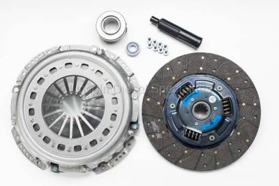 Transmission - Manual Transmission Clutches - South Bend Clutch - South Bend NV5600 Full Organic Clutch Kit, w/o Flywheel, 425HP, 20K Towing (2000.5-2005.5)