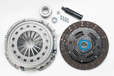 Transmission - Manual Transmission Clutches - South Bend Clutch - South Bend NV5600 Organic/Feramic Clutch Kit w/o Flywheel, 475HP, 25K Towing (2000.5-2005.5)