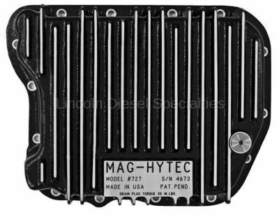 Mag-Hytech - MAG HYTEC Dodge/Cummins Transmission Pan (1997-2007)