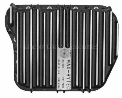 Mag-Hytech - MAG HYTEC Dodge/Cummins Deep Transmission Pan (1997-2007)