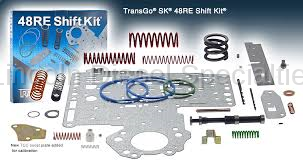 Transmission - Transmission Kits - Suncoast - Transgo Dodge/Cummins 48RE Shift Kit (2003-2007)