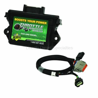 Engine - Sensors and Electrical - BD Diesel Performance - BD Diesel, Dodge/Cummins 5.9L/6.7L, Throttle Sensitivity Booster (2007-2017)