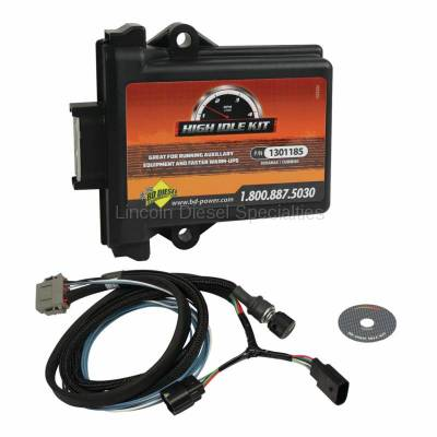 Engine - Sensors and Electrical - BD Diesel Performance - BD Diesel, Dodge/Cummins 5.9L/6.7L,High Idle Kit (2007-2017)