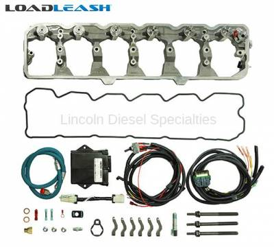 Engine - Components - PacBrake - PacBrake Dodge/Cummins, Load Leash Engine Brake Kit (2007.5-2013)