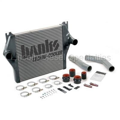 2003-2004 24 Valve, 5.9L Early - Intercoolers and Pipes - Banks - Banks Power Dodge/Cummins 6.7L, Techni-Cooler System (2007-2008)