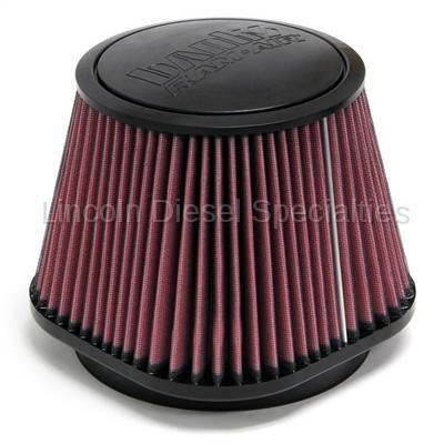 2010-2012 24 Valve 6.7L - Filters - Banks - Banks Power Replacement Air Filter Element (Oiled-Cleanable) (2007-2012)