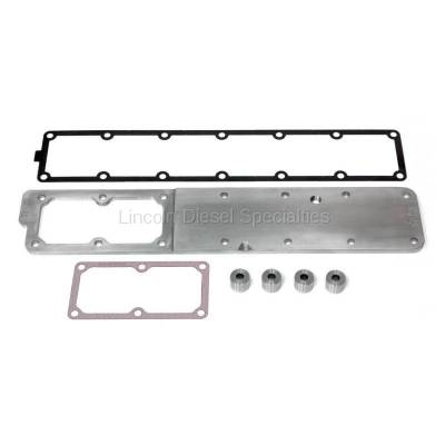 Cooling System - Hoses, Kits, Pipes and Clamps - Banks - Banks Power Grid Heater Delete Kit (2007.5-2012)