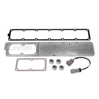 Cooling System - Hoses, Kits, Pipes and Clamps - Banks - Banks Power Grid Heater Delete Kit (2013-2017)
