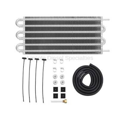 Transmission - Coolers & Lines - Mishimoto - Mishimoto Transmission Fluid Cooler, 15x7.5 (Universal)