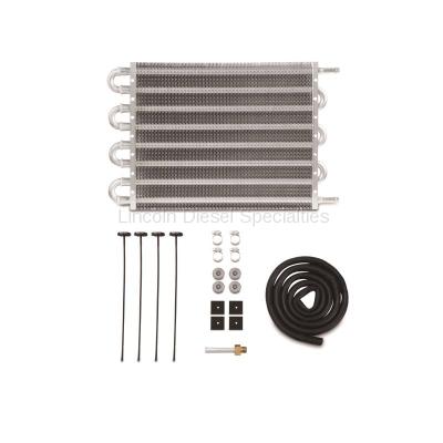 Transmission - Coolers & Lines - Mishimoto - Mishimoto Transmission Fluid Cooler, 12x10 (Universal)