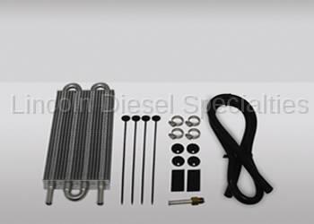 Transmission - Coolers & Lines - Mishimoto - Mishimoto Transmission/ Power Steering Cooler (Universal)