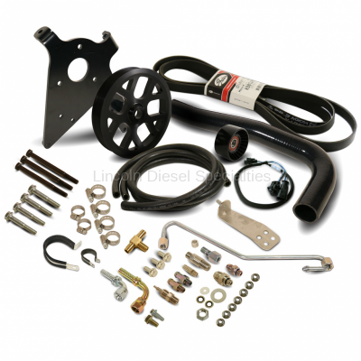 Fuel System - Aftermarket Fuel System - BD Diesel Performance - BD Performance Dodge/Cummins  Venom Dual Fueler CP3 Install Kit w/o Pump (2010-2012)