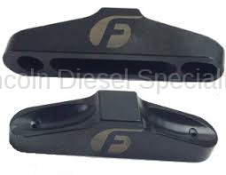 Engine - Components - Fleece - Fleece Performance, Dodge/Cummins 5.9/6.7L 24V, Billett Rocker Arm Bridges (1998.5-2019)*