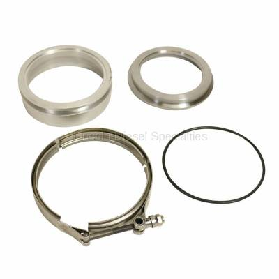 Turbo Kits, Turbos, Wheels, and Misc - Seals & Hardware - BD Diesel Performance - BD Performance Diesel Turbo Compressor S400 Inlet Flange Kit (Universal)