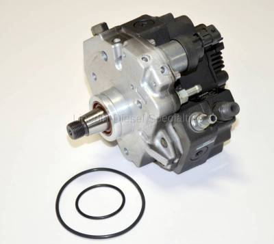 Fuel System - Injection Pumps - Lincoln Diesel Specialites* - OEM Genuine New LB7 CP3 Injection Pump 2001-2004 *NO CORE CHARGE*