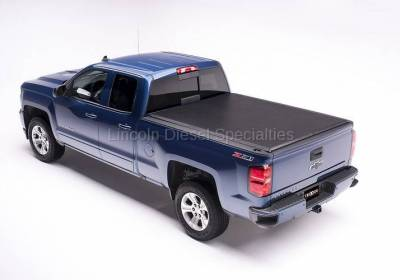 TRUXEDO - TRUXEDO EDGE, GM/Duramax  Soft Roll-up Tonneau Cover, 6.6 Ft. Bed (2015-2019)