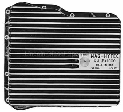Transmission - Transmission Pans - Mag-Hytech - MAG-HYTEC Allison A-1000 Transmission Pan (2001-2018)