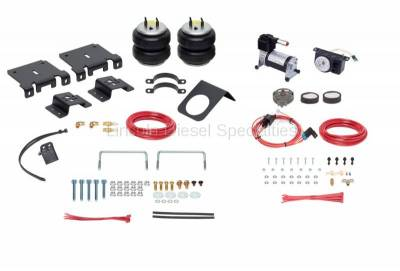 Suspension - Shocks - FIRESTONE - FIRESTONE Ride-Rite All in One Analog, Air Helper Springs, Rear Axle Kit (2001-2010)