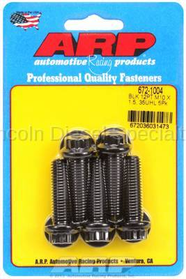 Engine - Bolts, Studs, and Fasteners - ARP - ARP Multi-Use 12 pt. Metric Thread Bolt Kit