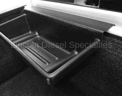 Exterior Accessories - Bed Accessories - TRUXEDO - TRUXCEDO Truck Luggage  Bulk Head Tray (Universal)