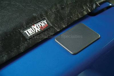 Exterior Accessories - Bed Accessories - TRUXEDO - TRUXCEDO Stake Bed Hole Pocket Covers (2000-2013)