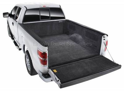 Exterior Accessories - Bed Accessories - BAK INDUSTRIES - BAK Industries BedRug Truck Bed Liner, 8' Bed (2007.5-2018)