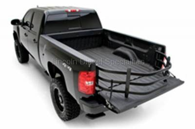 Exterior Accessories - Bed Accessories - AMP RESEARCH - AMP RESEARCH HD Truck Bed Extender, Black