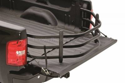 Exterior Accessories - Bed Accessories - AMP RESEARCH - AMP RESEARCH Black BedXTender HD Sport Truck Bed Extender, Std Bed (2007.5-2019)