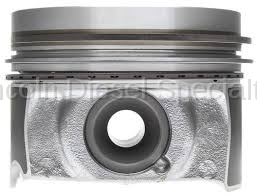 Engine - Pistons & Rings - Mahle OEM - Mahle Original Pistons, With Rings .25mm (.010) (2011-2016)