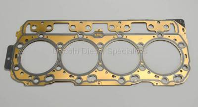 "Engine - Engine Gaskets and Seals - GM - Head Gasket Grade ""D"" Passenger Side (Right) 2001-2016"