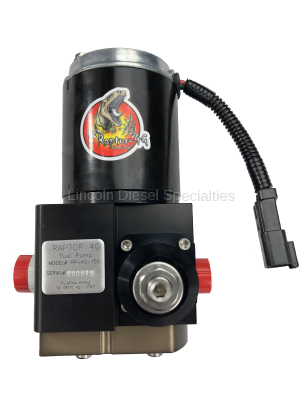 17+ L5P Duramax - Fuel System - AirDog - AirDog Universal Raptor Pump, 150 gph up to 70 psi (high pressure) (Universal)