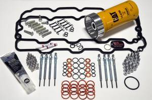 01-04 LB7 Duramax - Fuel System - Injector Install Kits