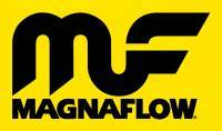 "Magnaflow - Magnaflow 4"" Exhaust System with Muffler NO Tip"