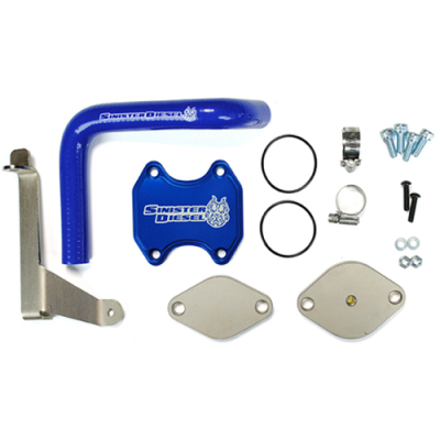Dodge Cummins - 2007.5-2009 24 Valve 6.7L - EGR and Piping Kits