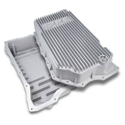 Transmission - Components - Pacific Performance Engineering - PPE Heavy Duty Cast Aluminum Deep Transmission Pan 2020+