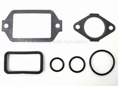 Cooling System - Gaskets and Seals - Lincoln Diesel Specialities - Oil Cooler Install Kit (2010-2116)