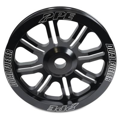 Pacific Performance Engineering -  PPE Performance Billet Aluminum Pulley Wheel 816 Style (2001-2016)