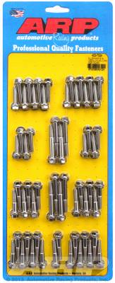 Engine - Bolts, Studs, and Fasteners - ARP - ARP Hex Valve Cover Bolt Kit (2004.5-2016)